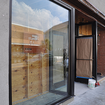 Store Front Panels
